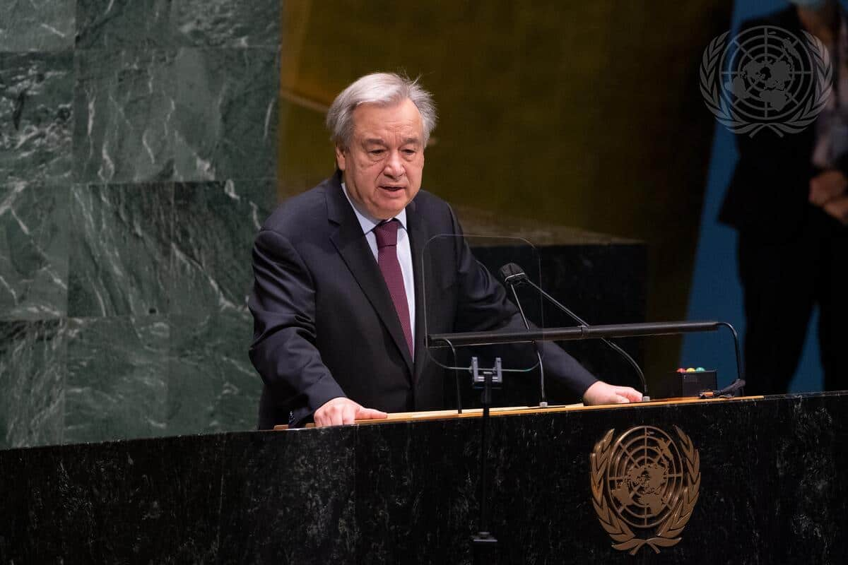 The UN's Guterres, an Incumbent With Strong Backing by Europe, Is Bound to Win Another Term