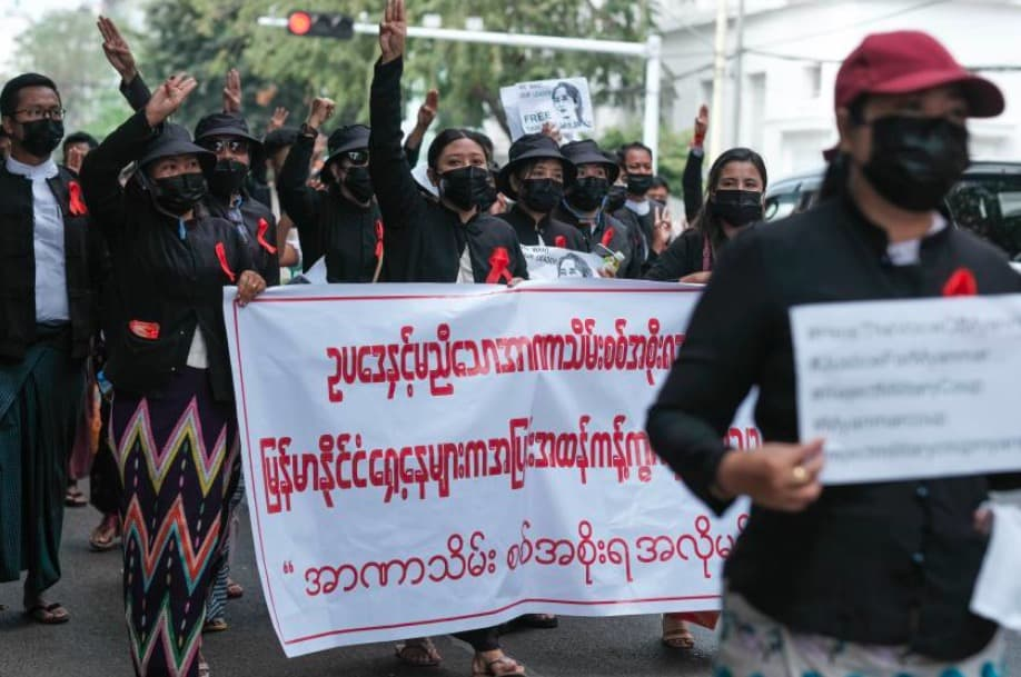 Attacks on Burmese Military Intensify Nationwide, Signaling a Possible Revolt