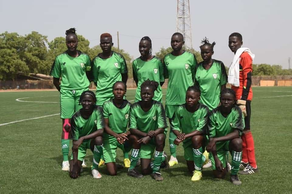 A Surprising Leg Up for Women in War-Torn South Sudan: On the Soccer Field