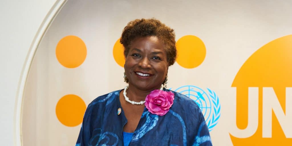 Natalia Kanem UNFPA