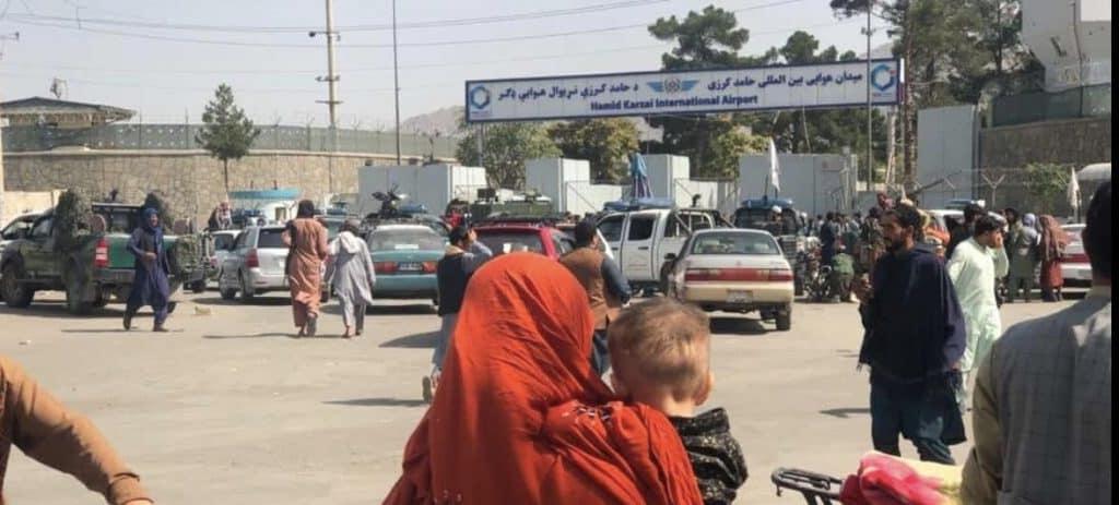 photo of Hamid Karzai International Airport in Kabul