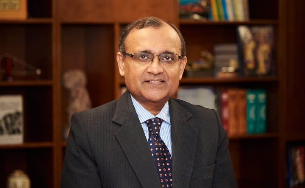 T. S. Tirumurti, Indian Ambassador to the UN