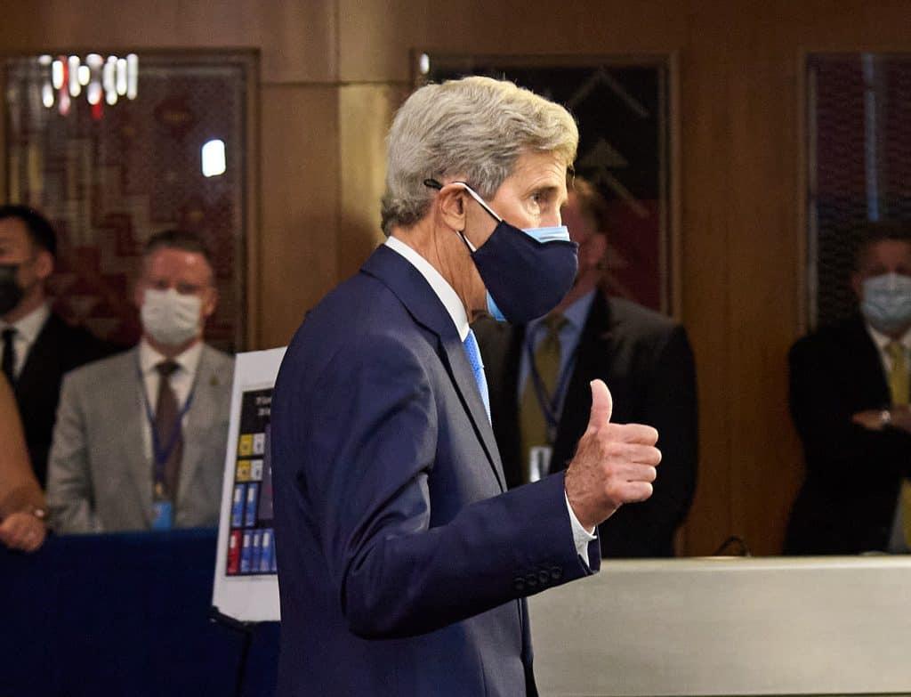 John Kerry at the UN
