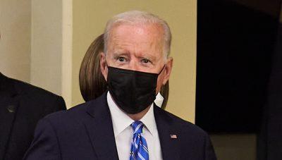 US President Joseph Biden at the United Nations