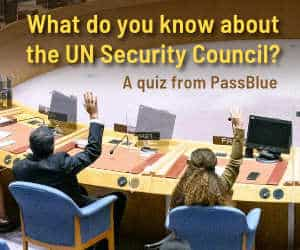 What do you know about the UN Security Council?
