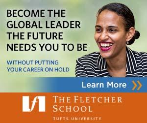 Fletcher's Global Master of Arts Program (GMAP) at Tufts U.